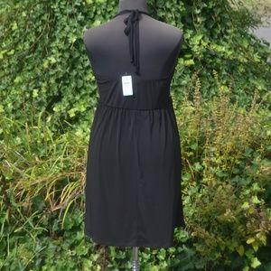 torrid Dresses - NWT Torrid 2X Sequin Mini Halter Dress